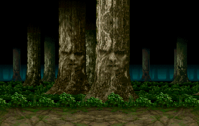 MKWarehouse Mortal Kombat II Arenas Living Forest