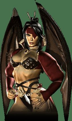MKWarehouse Mortal Kombat Armageddon Nitara