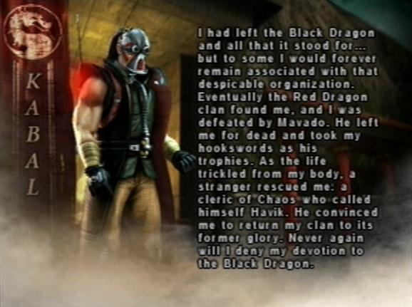 MKWarehouse Mortal Kombat Deception Kabal