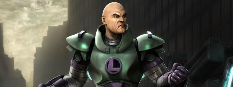 MKWarehouse Mortal Kombat vs DC Universe Lex Luthor