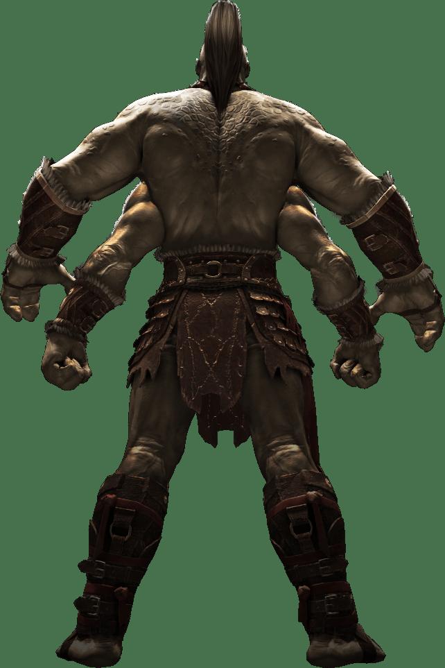 Gold 3d Wallpaper Mkwarehouse Mortal Kombat X Goro