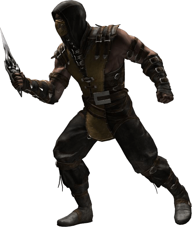 3d Mortal Kombat Wallpaper Mkwarehouse Mortal Kombat X Scorpion