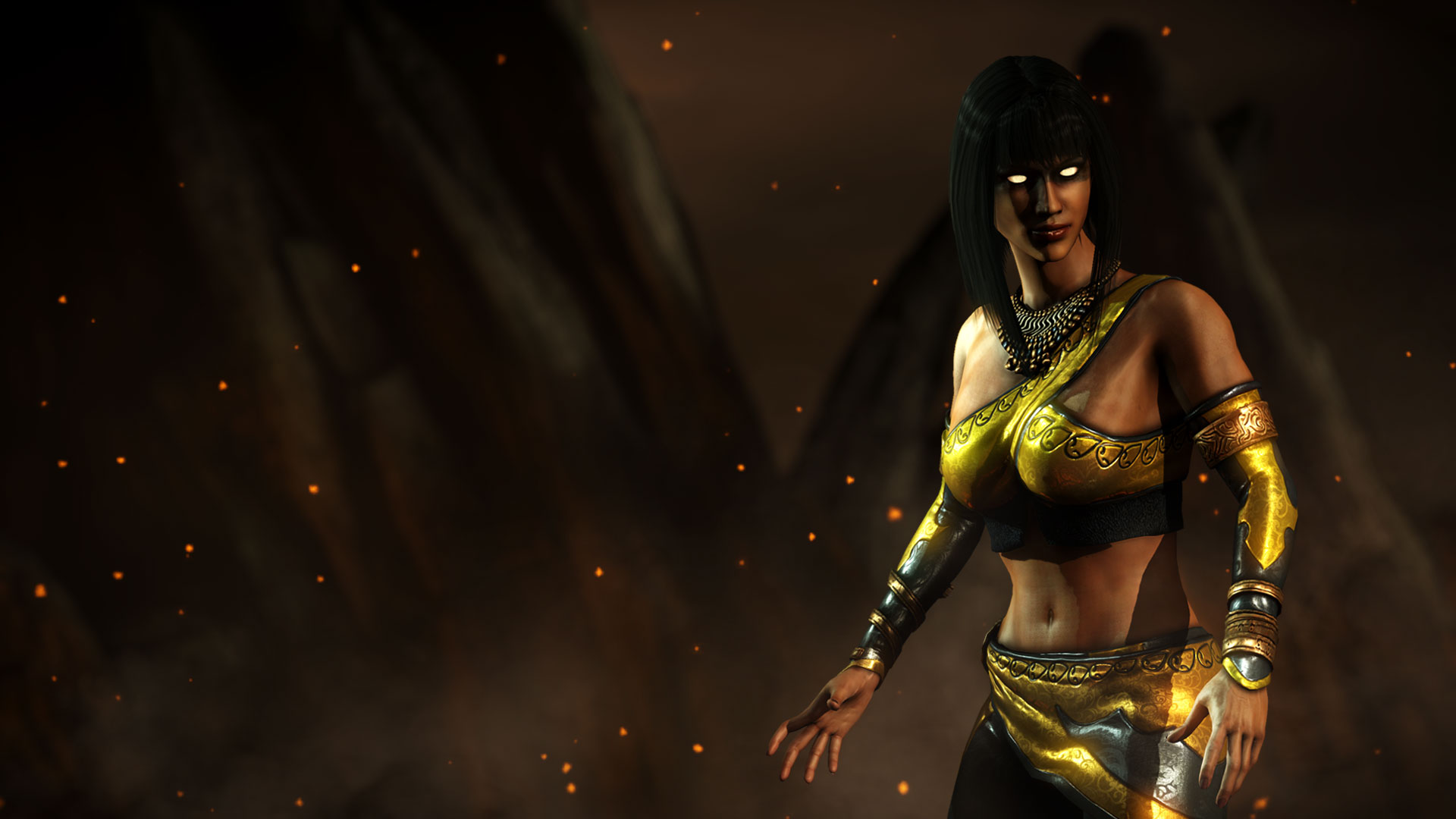 Ps4 Wallpaper Hd Mkwarehouse Mortal Kombat X Tanya