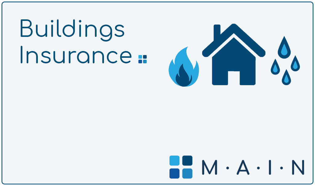 Get a Buildings Insurance Quote from MAIN West Kirby, Wirral.