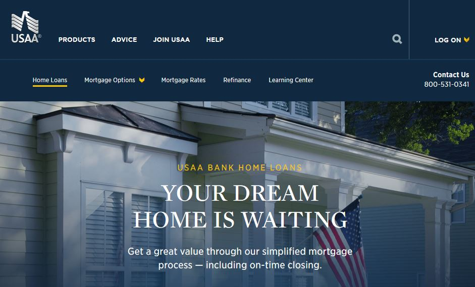 USAA Mortgage Loan Payment
