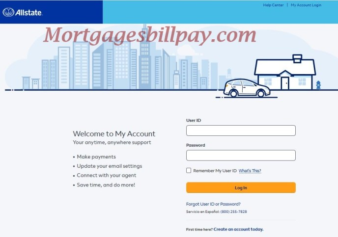 Allstate Homeowners Insurance Login