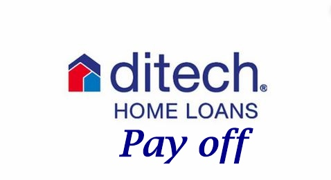 Ditech Mortgage Payment Options