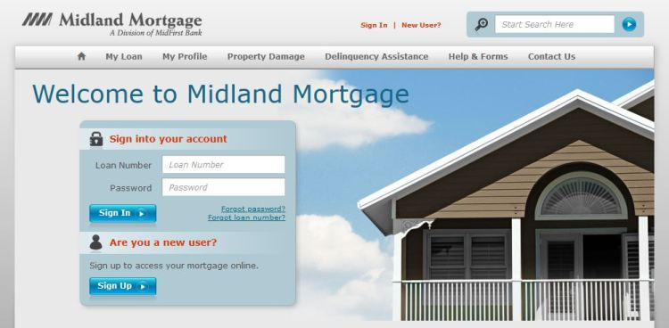 Midland Mortgage Online Bill Pay