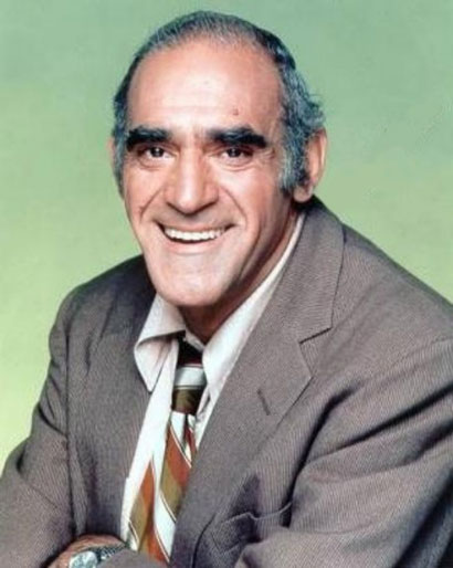 The entire band actually lives inside of the original Abe Vigodas left eyebrow.