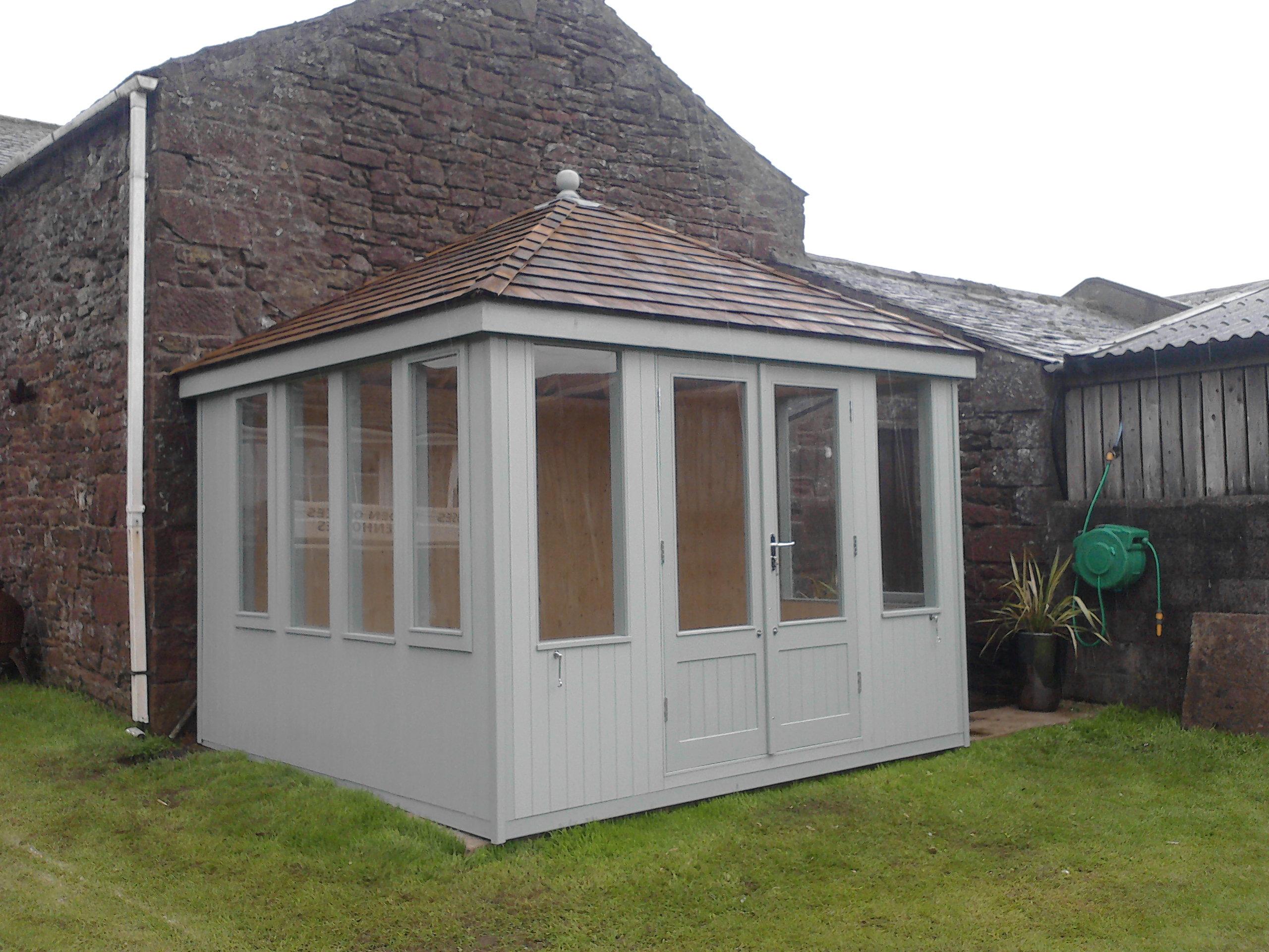 Morton Garden Buildings Ltd Cumbria Gazebos Garden