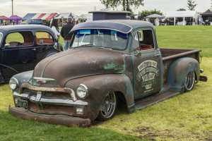 Airlift Chevy Pickup