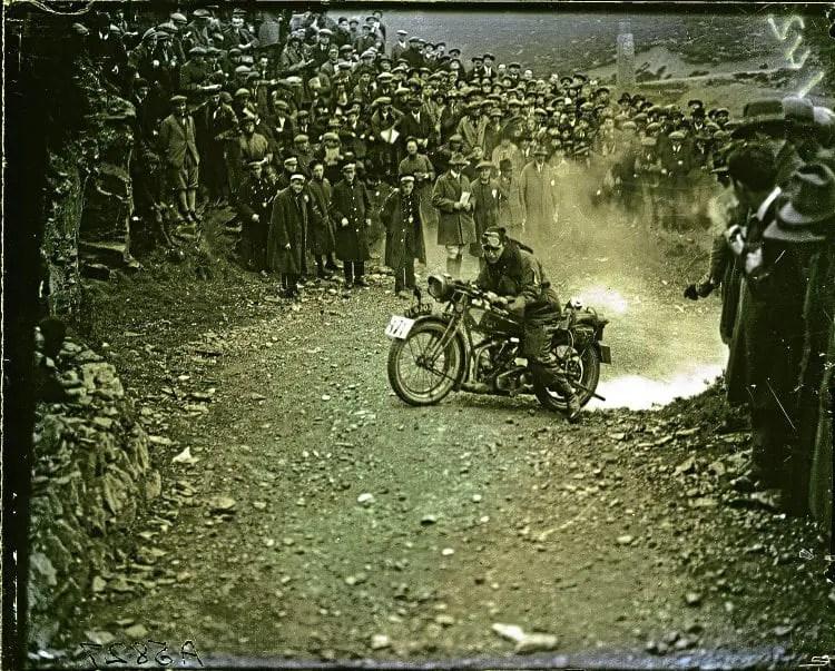 1926 London to Lands End 8th April