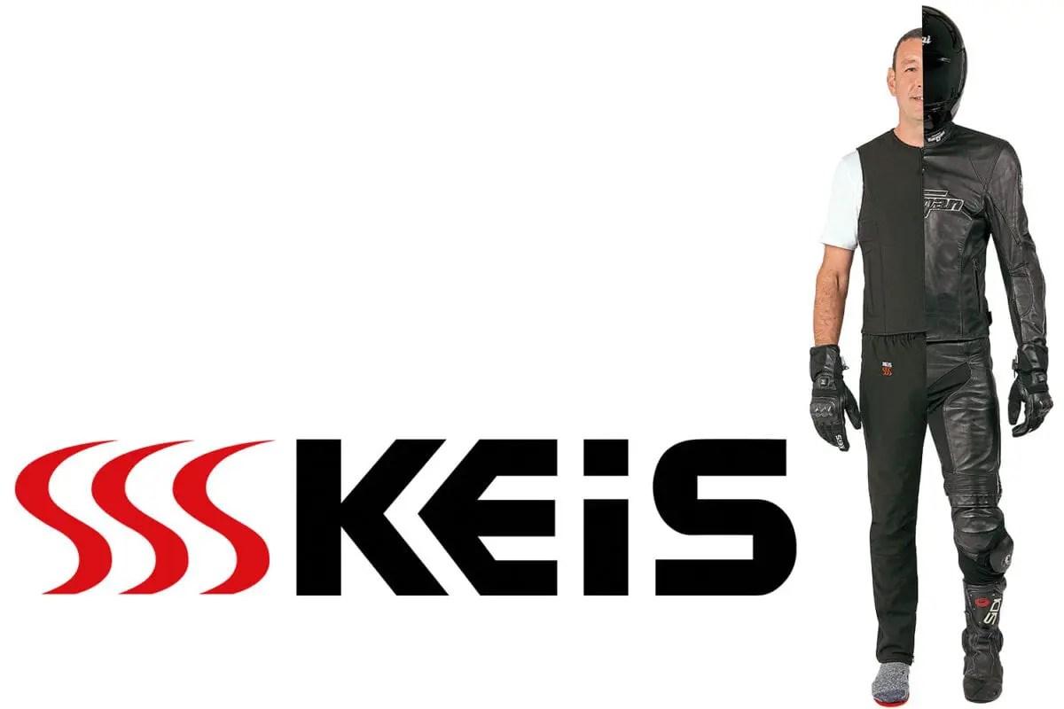 Keis Heated Clothing Motorcycle Sport Leisure