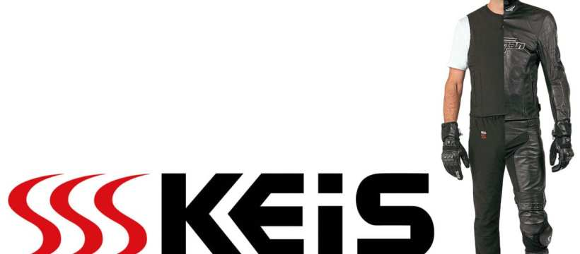 We Have Teamed Up With The UKs Leading Brand In Heated Motorcycle Clothing Keis Apparel