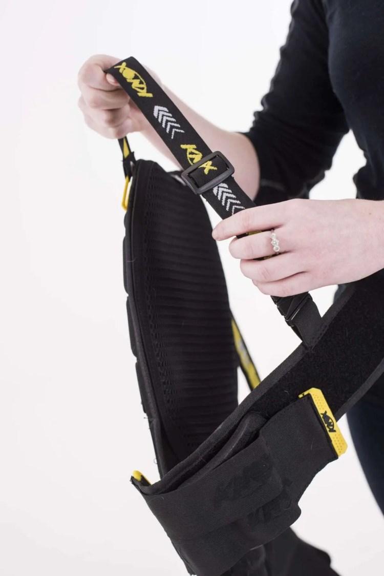 Loosen-straps