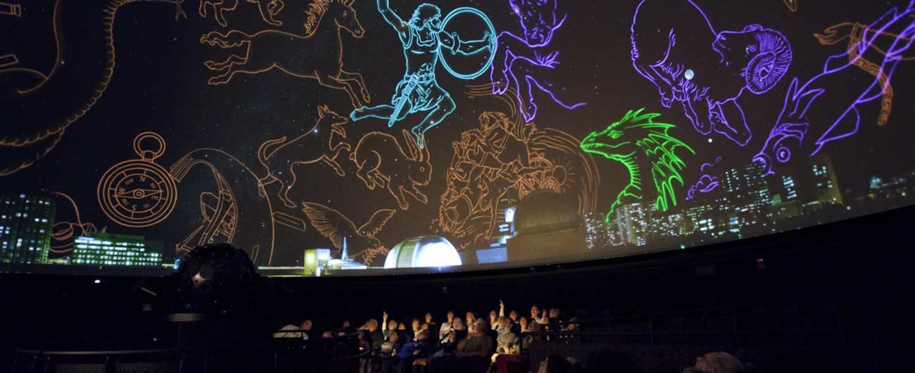 Wonders of the Night Sky  Museum of Science Boston
