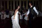 Yen and Manfred on the dance floor
