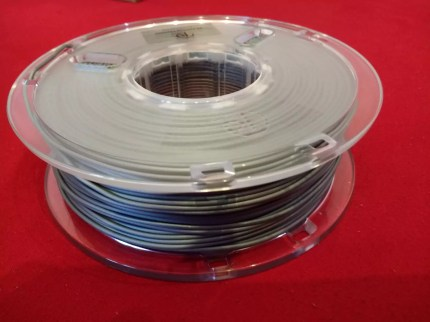 Und das ist megaspannend: Aluminium-PLA