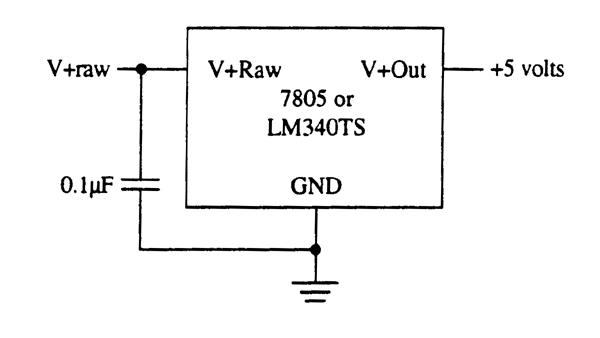 13 volt power source