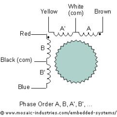 Split Phase Motor Wiring Diagram Horton Fan Stepper Specifications, Nema 17 1.8 Degree 200 Steps-per-revolution Four-phase Unipolar ...