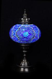TABLE LAMP,MOSAIC GLASS, TURKISH LAMP