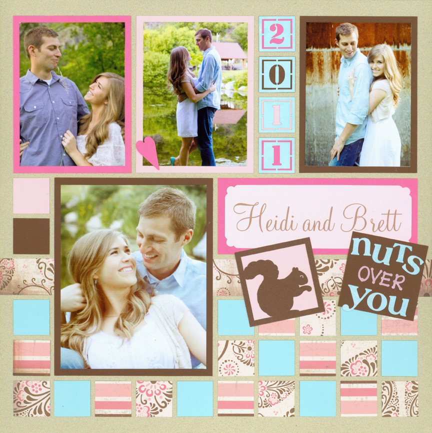 5 Love Scrapbook Page Ideas To Show Off Your Valentine!