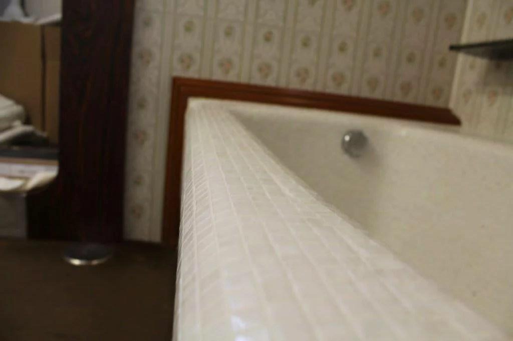 Rinnovare la vecchia vasca con il mosaico Bisazza