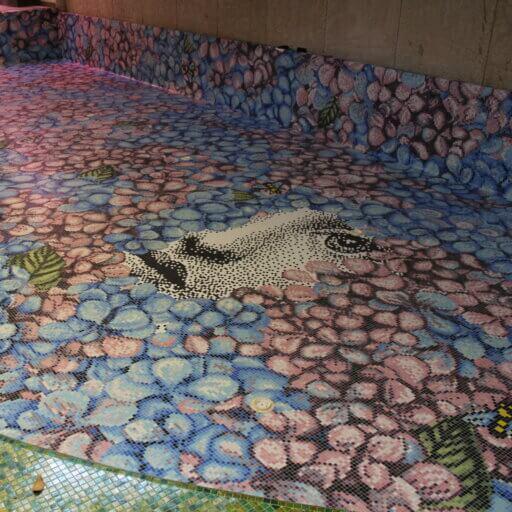 Posatori di mosaico