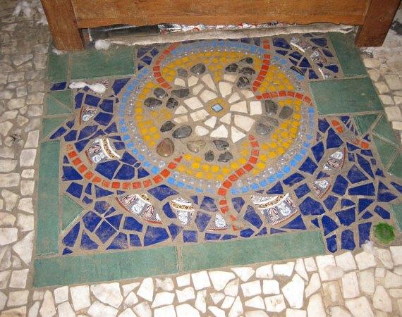 Floor (detail)