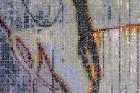 """""""Nostalgia"""" Luxury Mosaic Wall Art Panel  39000 ..."""