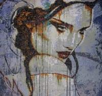 Mosaic Tile Art Wall Murals   Foto Bugil Bokep 2017