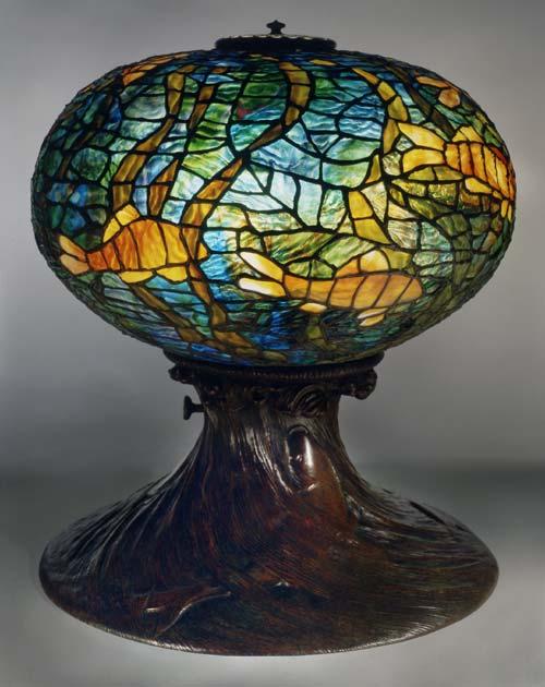 Paul Crist Studios Fish Bowl Lamp