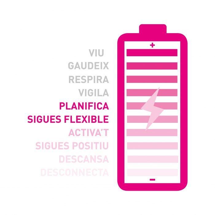 Càrrega 3: Planifica i sigues flexible