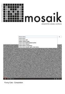 mosaik13 | eBook