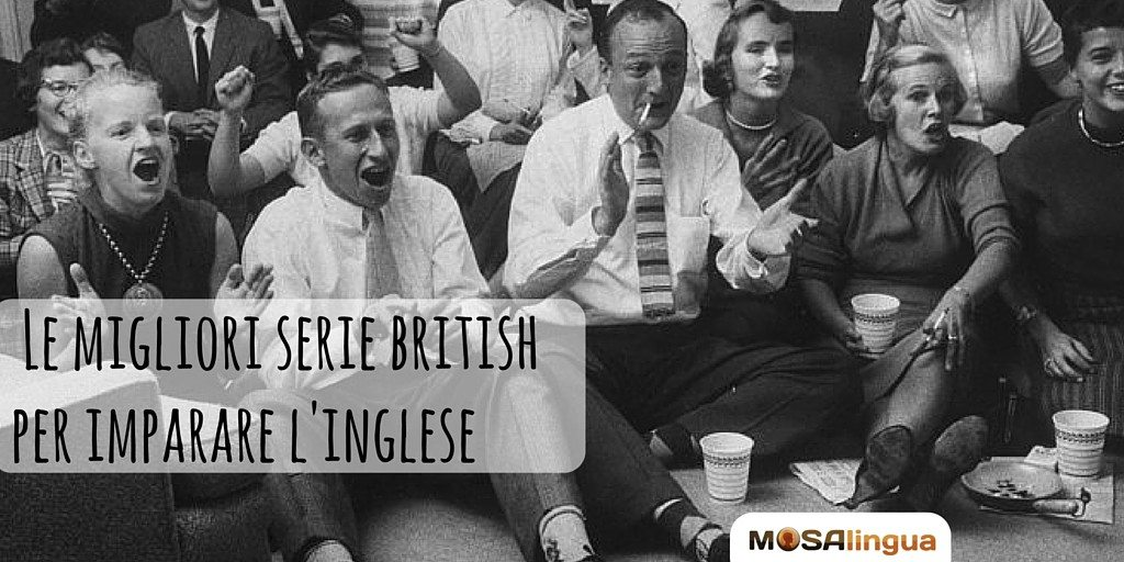 Le migliori serie TV britanniche per imparare linglese  Applicazione per imparare rapidamente