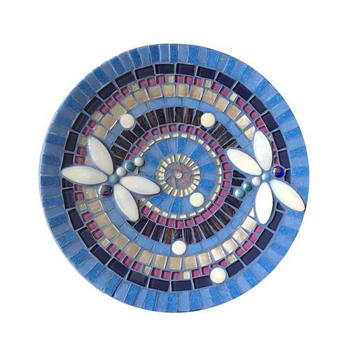 Mozaiekpakket Schaal BlueLavender