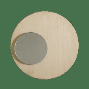 spiegelvorm ondergrond mozaïek