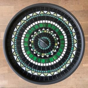 Mozaiektafeltje-groen-boven
