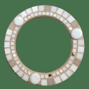 Ring 27cm naturel suncatcher