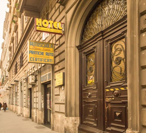 Hotel Moscatello Rome Official Website