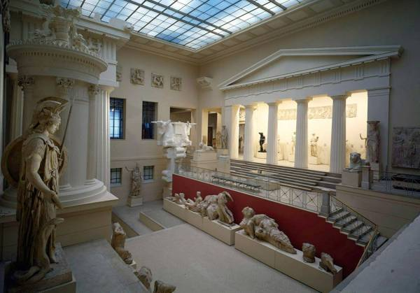 Pushkin Museum Of Fine Arts In Moscow Russia 2019