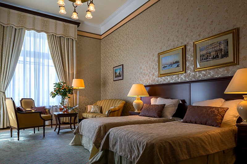 Superior Rooms at the5star Metropol Hotel Moscow