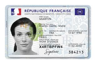 La nouvelle carte d'identité électronique disponible en Moselle à partir de juin 2021