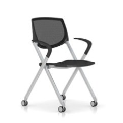 Allsteel Relate Side Chair Plastic Patio Chairs Walmart Moser