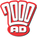 2000 AD logo.