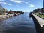 Lysakerelva and Oslo Fjord