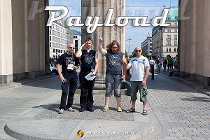 New Band of the Day: Payload