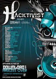 Hacktivist Tour 2014