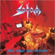 Sodom - Get What You Deserve album cover 192