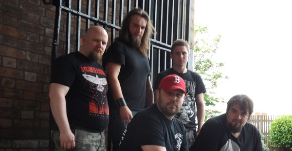 Band of the Day: Shadows of Violence